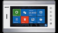 """MAGIC 10 WHITE HD видеодомофон c дисплеем 10.1"""", поддержкой 2 вызывных панелей, 5 доп.мониторов, 2 видеокамер"""