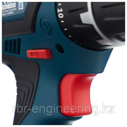 Шуруповерт аккумуляторный, Bosch GSR 18-2-LI Plus,  06019E6102, фото 2
