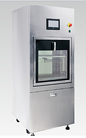 Автоматическая медицинская посудомоечная машина на 320 л двух дверный