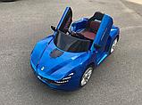 Детский электромобиль Феррари La Ferrari, фото 5