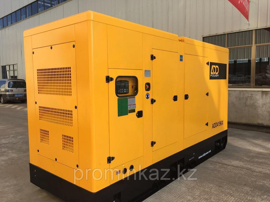 Дизельный генератор ADD415SWD POWER - 330 кВт с АВР