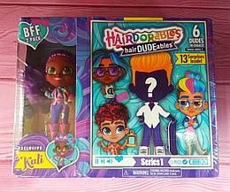 Hairdorables hairDUDEables Kali BFF 2-Pack