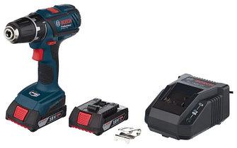 Шуруповерт аккумуляторный, Bosch GSR 18-2-LI Plus, 0 601 9E6 120, фото 3