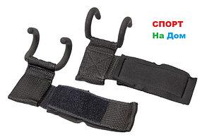 Крюки на руки для турника и становой тяги штанги Sport Equipment