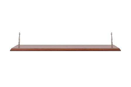 Полка навесная, коллекции Кентаки, Каштан, БРВ Брест (Беларусь), фото 2