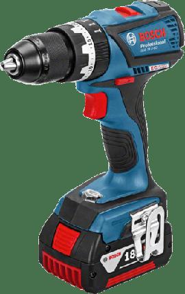 Ударный шуруповерт, аккумуляторный, GSB 18 V-EC Professional, 06019E9104, фото 2