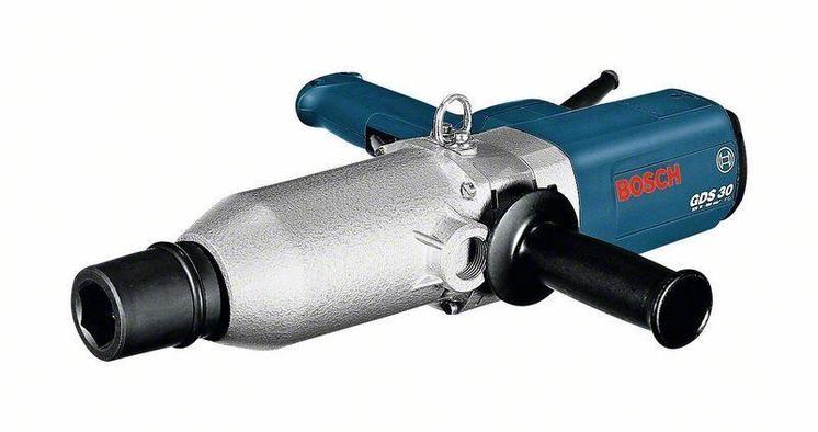 Ударный гайковерт, Bosch GDS 30 Professional, 1000 Нм, 0601435108, фото 2