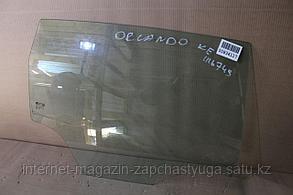 96846018 Стекло двери задней правой для Chevrolet Orlando 2011-2015 Б/У