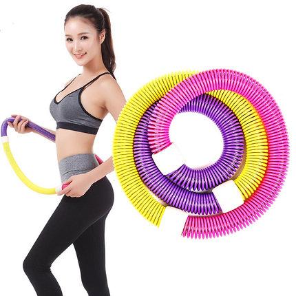 Обруч антицеллюлитный массажный Get a Slim Body Hula Hoop, фото 2