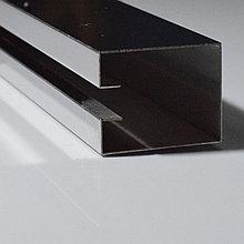 Профиль зажимной для стекла