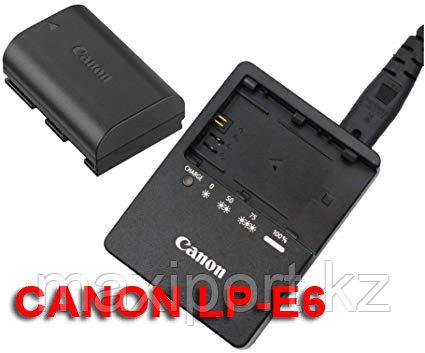 Canon Lc-e6 зарядка для Lp-e6 батареи, фото 2