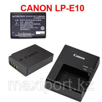 Canon Lc-e10 Зарядка для Lp-e10 батареи, фото 2
