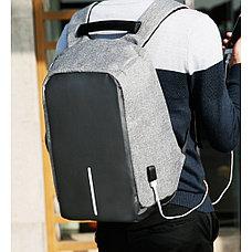 Рюкзак Антивор с USB зарядкой, фото 2