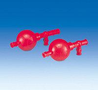 Груша с тремя клапанами, NR, для пипеток до 100 мл VITLAB, 104199