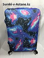 Чехол на маленький дорожный чемодан.Высота 53 см, длина 35 см, длина 25 см.