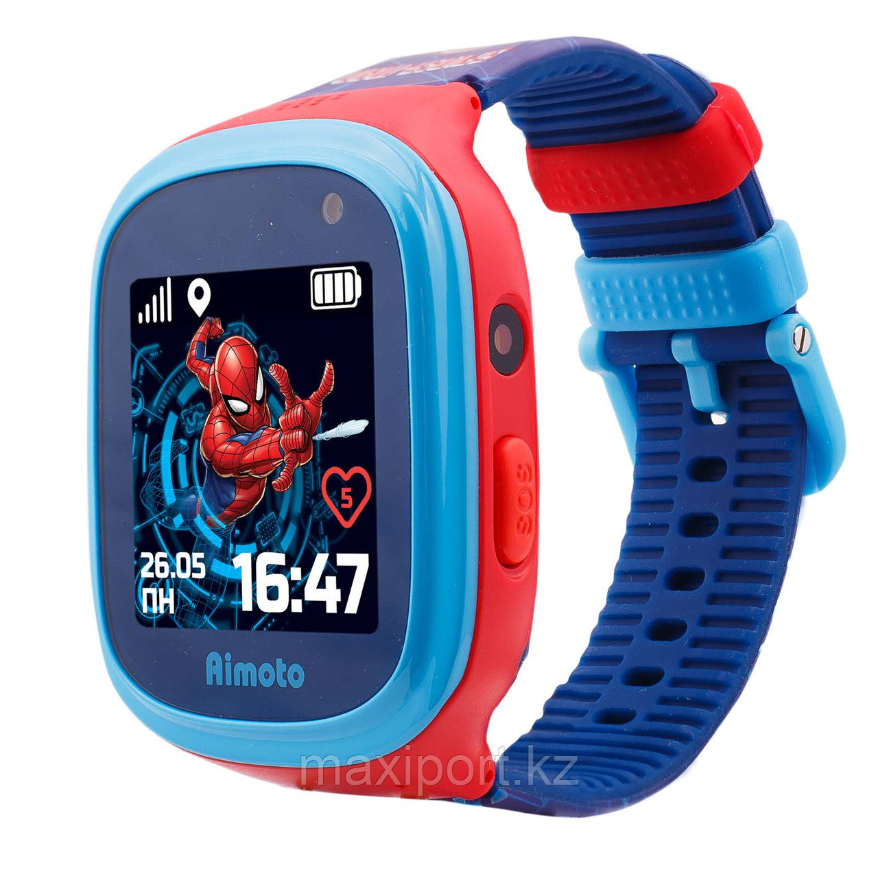 Aimoto Spiderman gps часы с маяком