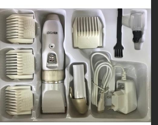 Машинка для стрижки волос на аккумуляторе LeeMax L-155