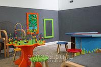 Стол  игровой с 4 стульями для детей