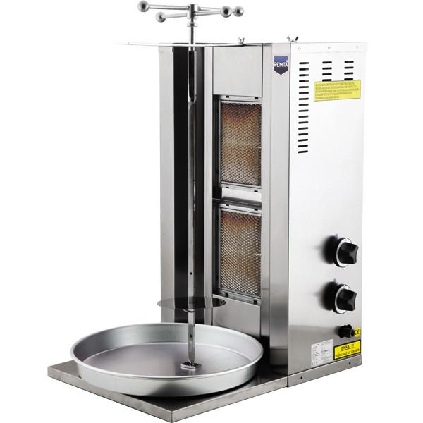 Донер аппарат газовый Remta (2 горелки)