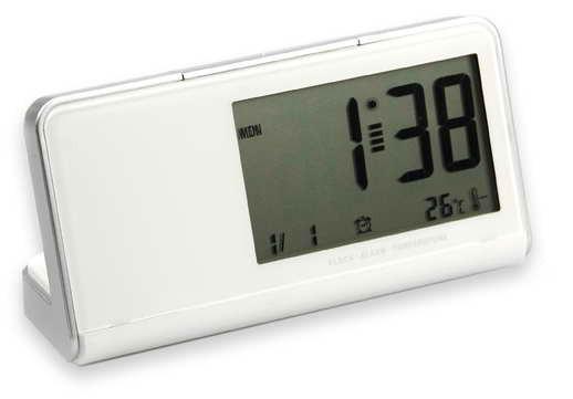 Электронные часы с ЖКР экраном - фото 1
