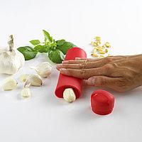 Очиститель Mastrad чеснока, малиновое F24904