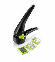 Пресс и измельчитель для чеснока 18x7,5 см Ibili 735400