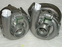 К27-115-01 - Турбокомпрессор КАМАЗ Е1 прав.(СZ)