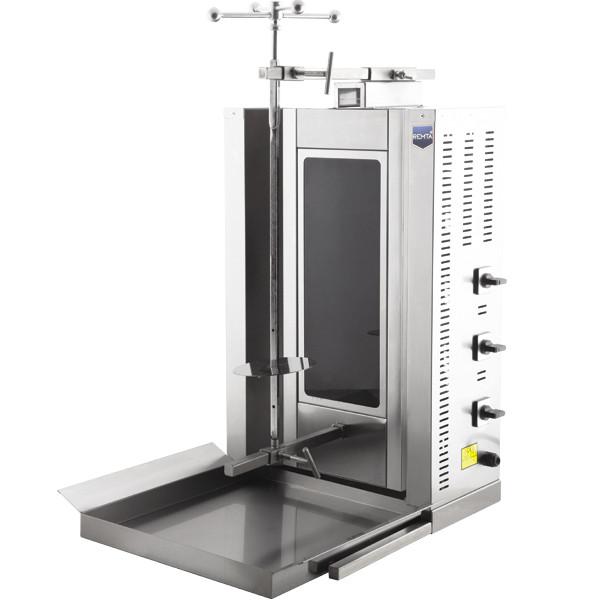 Донер аппарат электрический стеклокерамика (3 теновый)