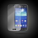DELUXE Samsung Ace 3, Японский материал, HD Crystal Защитная пленка