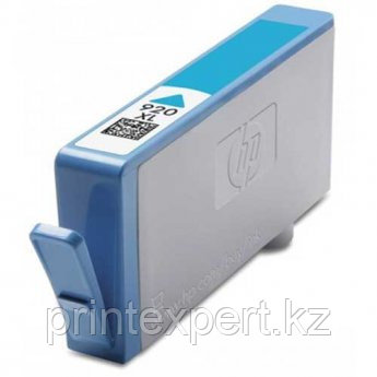 Картридж HP CD972AE Cyan Ink Cartridge №920XL, 6ml, for DJ 6000/6500/7000/7500 up to 700 pages JET TEK, фото 2