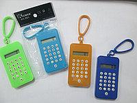 Калькулятор-брелок. Оптом. Алматы