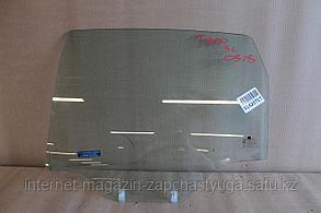 96541683 Стекло двери задней левой для Chevrolet Aveo T200 2003-2008 Б/У