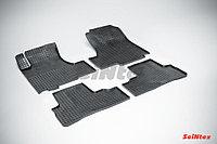 Резиновые коврики для Honda CR-V 2006-2012