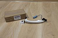 1609996480 Ручка наружная двери для Citroen C4 2010- Б/У