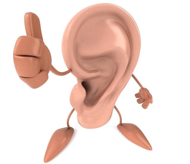 Здоровые уши - хороший слух!