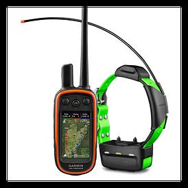 GPS навигатор для собак Garmin Alpha 100 с ошейником TT15