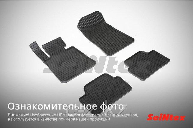 Резиновые коврики для Mercedes-Benz C-Class W205 2014-н.в., фото 2