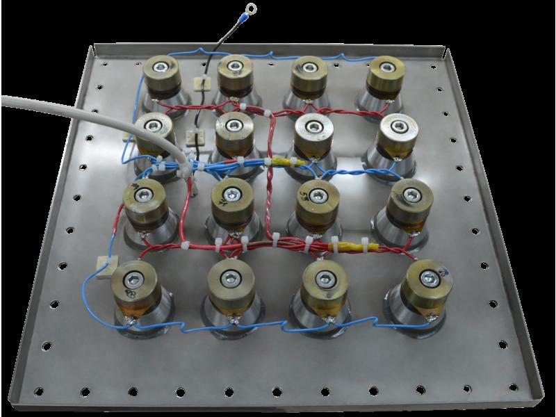 Ультразвуковая пластина УЗП-375х375.800-35