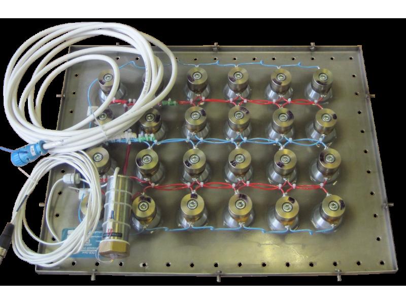 Ультразвуковая пластина УЗП-525х375.1200-35