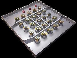 Ультразвуковая пластина УЗП-450х450.1250-35