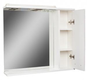 Шкаф-зеркало Cube 65 Эл. правый (с подсветкой)