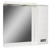 Шкаф-зеркало Cube 65 Эл. правый (с подсветкой), фото 3
