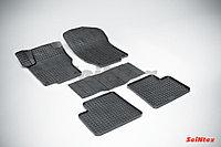 Резиновые коврики для Mercedes-Benz GL-Class X164 2006-2012