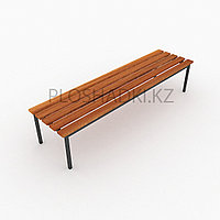 Скамейка деревянная
