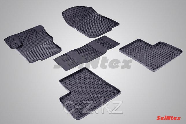 Резиновые коврики для Mercedes-Benz M-Class W166 2012-н.в., фото 2
