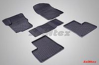 Резиновые коврики для Mercedes-Benz M-Class W166 2012-н.в.