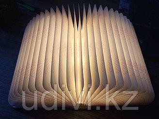 Книга ночник с функцией зарядки Powerbank