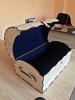 Изготовление коробочек из фанеры