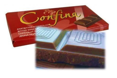 Молочный Шоколад Confina  100гр