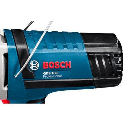 Ударный гайковерт, электрический, Bosch GDS 18 E, Professional, 0601444000, фото 2